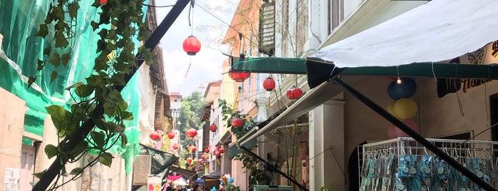 二奶巷 Concubine Lane is one of Ipoh Foodhunt.