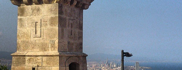 Castillo de Montjuic is one of BCN**.