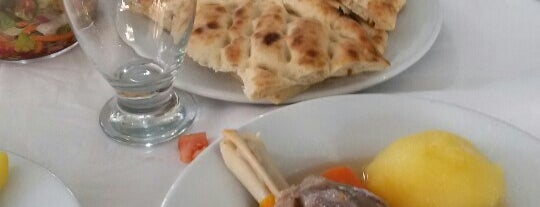 Dede Restoran is one of Mersin.