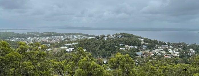 Gan Gan Hill Lookout is one of Sydney.