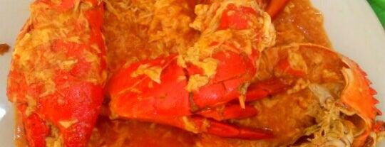 Bintang Kepiting is one of FavouriteRestaurant!.