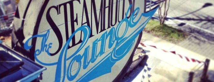 Steamhouse Lounge is one of Tempat yang Disukai Robert.