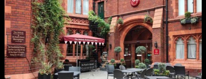 St Paul's Hotel is one of The 15 Best Places for Diet Coke in London.
