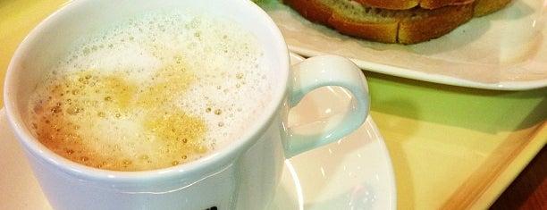 Doutor Coffee Shop is one of Orte, die Masahiro gefallen.