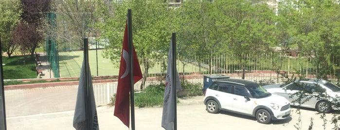 Canyazı Dil Eğitim Merkezi is one of Wxz'ın Beğendiği Mekanlar.