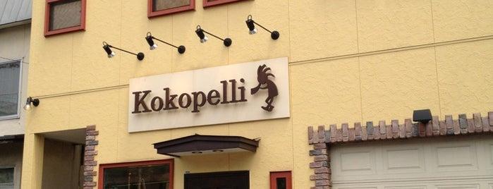 Kokopelli ココペライ is one of ベーグル・パン・カフェ.