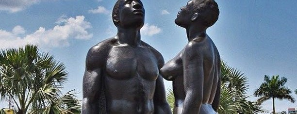 Emancipation Park is one of Orte, die Kim gefallen.