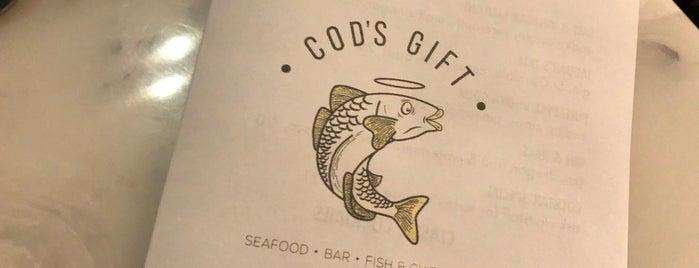 Cod's Gift is one of Nom Nom Nom.