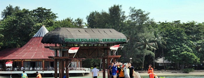 Pulau Pantara Kepulauan Seribu Resort is one of Jakarta.