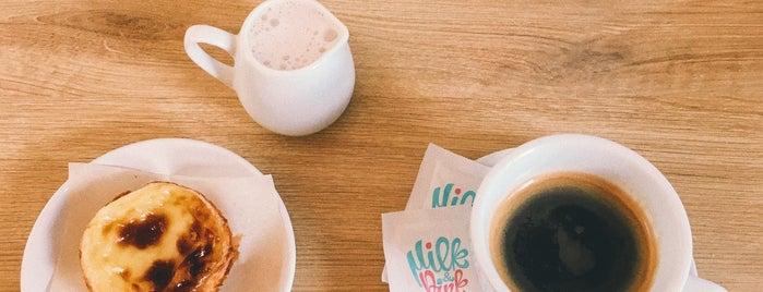 Йогуртерія Milk&Pink is one of Ивано-Франковск.
