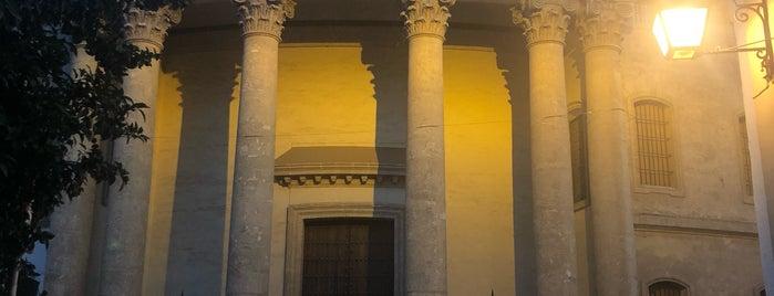 Parroquia De Santo Domingo is one of Que visitar en Cordoba.