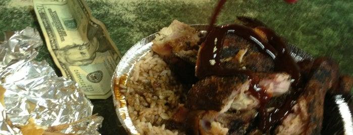 Peppa's Jerk Chicken is one of South BK Eats.