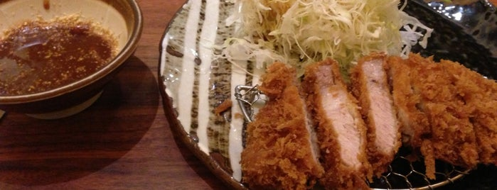 Katsukura is one of Kyoto food.