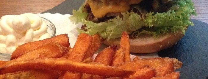 Mixtape - Bagel Burgers is one of Berlins Best Burger.