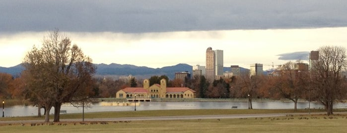 City Park is one of Denver's Best Great Outdoors - 2012.