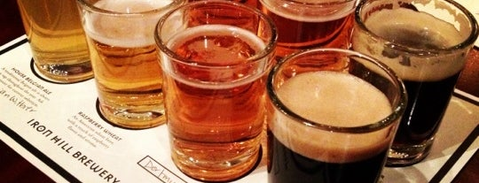 Iron Hill Brewery & Restaurant is one of Locais curtidos por Allie.