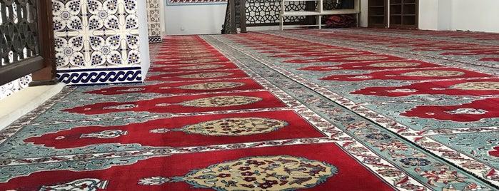 Gümüşpala Merkez Camii is one of Tempat yang Disukai ENES.