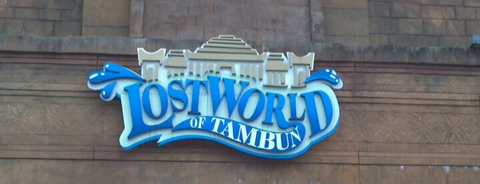 Lost World of Tambun is one of Attraction Places to Visit.