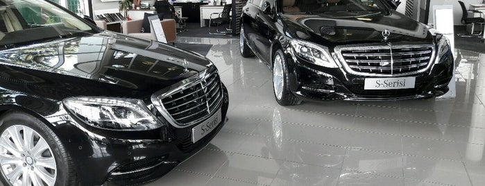 Alemdar Mercedes-Benz is one of Gökhanさんのお気に入りスポット.