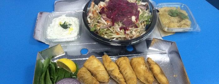 Fish & Fish Balıkçı is one of Pınar: сохраненные места.