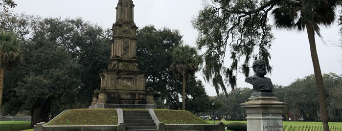 Confederate War Memorial is one of Lugares guardados de Evan.