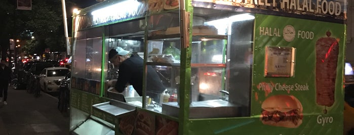 Halal Cart is one of Food Truck.