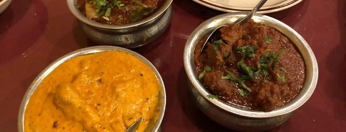 Raj Palace Indian Cuisine is one of Radiator Springs.