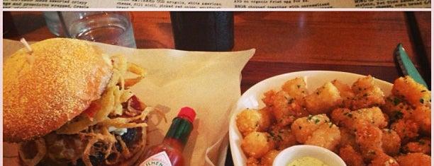 BRGR Kitchen + Bar is one of Kansas City.