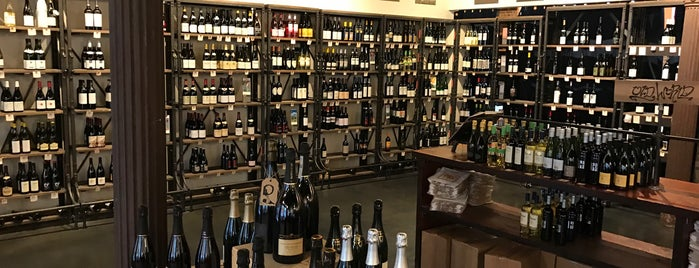 Back Label Wine Merchants is one of NYC To Do.