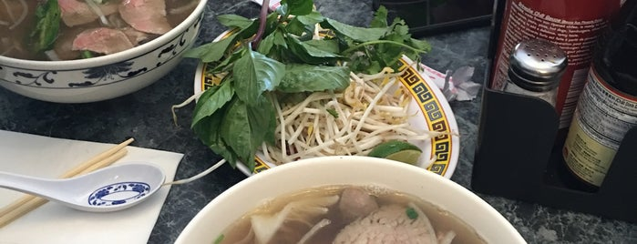 Vietnam Cafe is one of Trending Now: America's Best Pho.