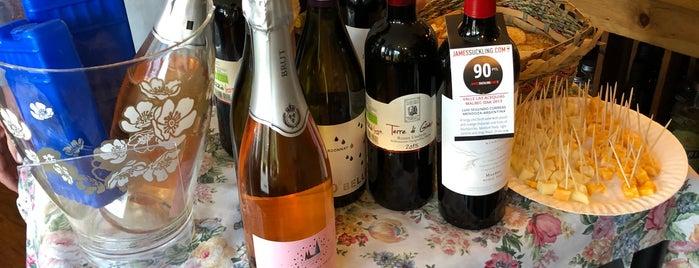 Woodstock Wine & Liquors is one of Upstate.