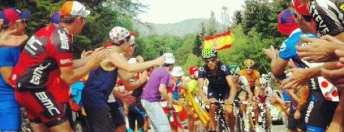 Bagnères-de-Bigorre is one of Les étapes du Tour de France 2013.