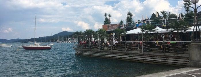 Café Seerestaurant Leopold is one of Lieux qui ont plu à Anna.
