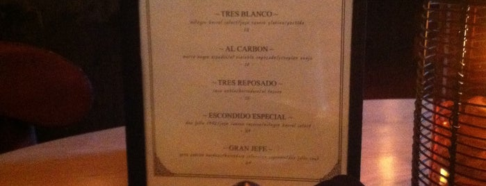 Escondido Mexican Cuisine & Tequila Bar is one of Freehold.