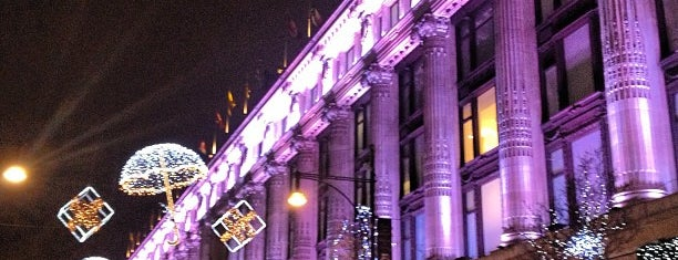 Selfridges & Co is one of London City Guide.