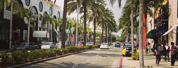 Rodeo Drive is one of A Must! in Los Angeles = Peter's Fav's.