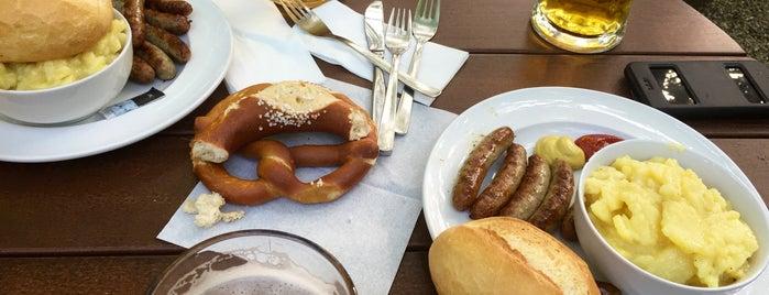 Bayerischer Biergarten is one of Hotspots Hessen | Bier.