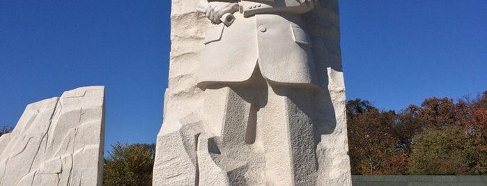 Martin Luther King, Jr. Memorial is one of America Road Trip!.