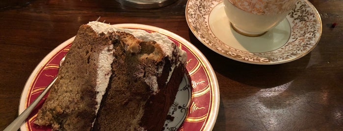 Melissa's Tea Room & Cakes is one of Kitchen Impossible.