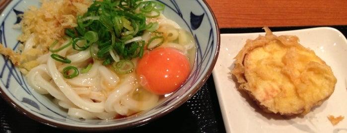 Marugame Seimen is one of Lugares favoritos de Shigeo.