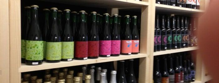 BeerGeek Pivotéka is one of Pivotéky v Česku (pivnirecenze.cz).