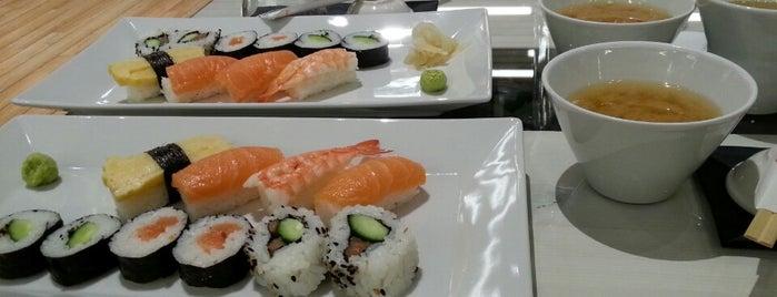 Hanko Sushi is one of Orte, die Piritta gefallen.