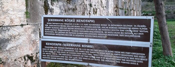 Selinus Antik Kent-Odeon is one of Orte, die Yılmaz gefallen.