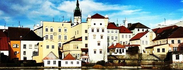 Jindřichův Hradec is one of Veronica 님이 좋아한 장소.