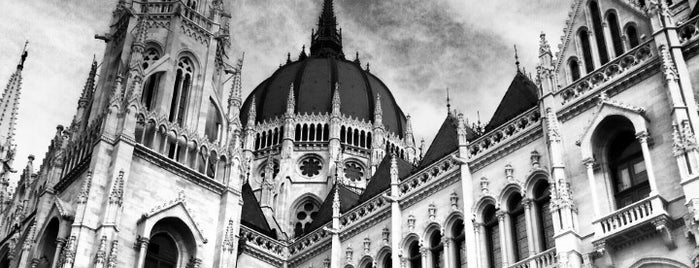 Parlament is one of Must See in Budapest !.