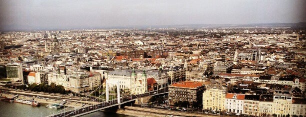 Citadella is one of Must See in Budapest !.