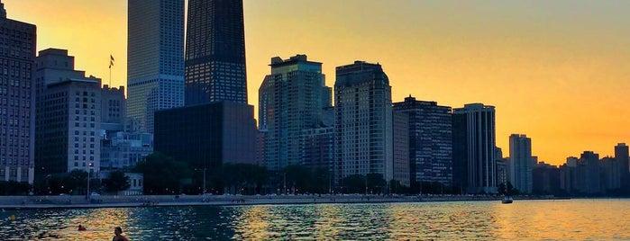 Ohio Street Beach is one of Chicago 2019.