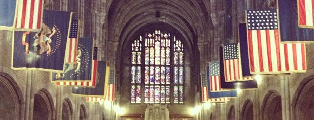 West Point Cadet Chapel is one of Food Tour/NY Visit.