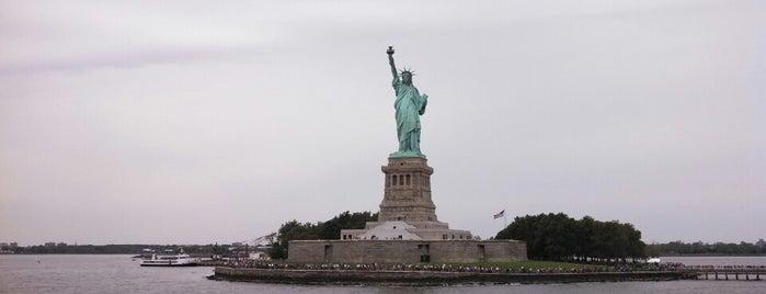 自由の女神像 is one of Antes de Morrer.