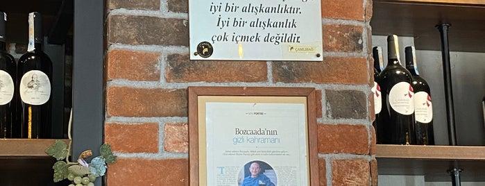 Yunatcılar Çamlıbağ Şarapçılık is one of Bozcaada Günlüğü.